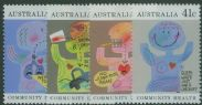 AUS SG1237-40 Community Health set of 4